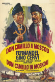Don Camillo in Moscow - Belgian Style Posters