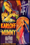 The Mummy Posters