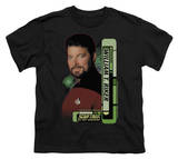 Youth: Star Trek-Riker T-Shirt