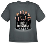 Youth: Billy The Exterminator-Vexcon Crew T-shirts