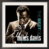 Miles Davis All-Stars - The Best of Miles Davis Print