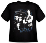 Youth: Stargate Universe-Universal Crew Shirts