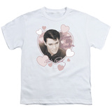 Youth: Elvis-Love Me Tender T-shirts