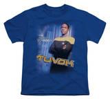 Youth: Star Trek-Tuvok T-shirts