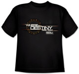 Youth: Stargate Universe-Destiny T-shirts