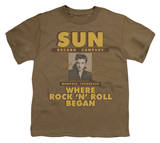 Youth: Sun Records-Sun Ad T-shirts