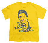 Youth: Charles in Charge-Large&In Charge T-shirts