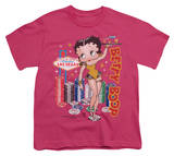 Youth: Betty Boop-Wet Your Whistle Shirts