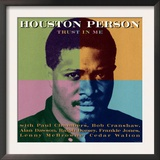 Houston Person - Trust in Me Poster
