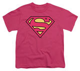 Youth: DC-Pinky Shield Shirt