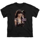 Youth: Xena-Warrior Princess T-shirts