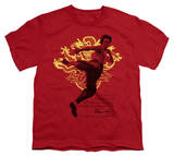 Youth: Bruce Lee-Immortal Dragon T-Shirt