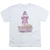 Youth: Xena-Stand T-shirts
