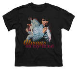 Youth: Elvis-Always On My Mind Shirt