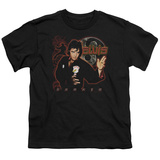 Youth: Elvis-Karate Shirt