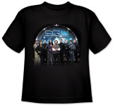 Youth: Stargate Universe-Destiny Gate T-shirts