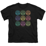 Youth: Sun Records-Rocking Color Block T-shirts