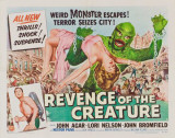 Revenge of the Creature -  Style Posters