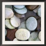 Stone Serenity I Art by Nicole Katano