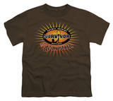 Youth: Survivor-Off My Island T-Shirt