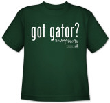 Youth: Swamp People-Got Gator T-shirts