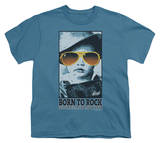 Youth: Elvis-Born To Rock Shirt