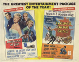 Imitation of Life / Flower Drum Song -  Style Posters