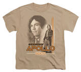 Youth: Battle Star Galactica-Apollo T-shirts