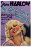 The Girl from Missouri Posters