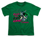 Youth: DC-Catch Me T-Shirt