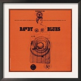 Memphis Willie B. - Bawdy Blues Prints