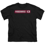 Youth: Warehouse 13-Logo T-shirts