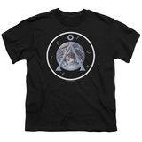 Youth: Stargate1-Earth Emblem T-Shirt