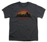 Youth: Battle Star Galactica-Caprica City T-Shirt