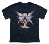 Youth: Betty Boop-Mushroom Fairy Shirts