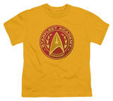 Youth: Star Trek-Command T-shirts