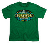 Youth: Survivor-Guatemala Shirt