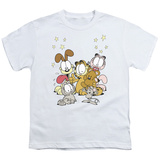 Youth: Garfield - Friends Are Best T-Shirt