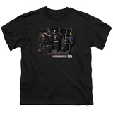 Youth: Warehouse 13-Warehouse Cast T-Shirt