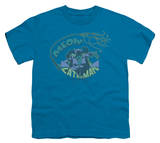 Youth: DC-Meow Catwoman T-Shirt