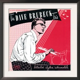 Dave Brubeck Trio - 24 Classic Original Recordings Prints