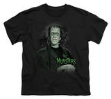 Youth: The Munsters-Man Of The House T-Shirt