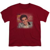 Youth: Elvis-Jailhouse Rock 45 T-Shirt