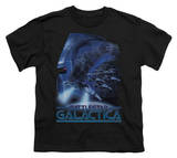 Youth: Battle Star Galactica-Cylon Attack Shirts