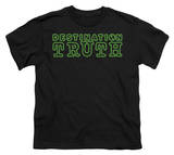 Youth: Destination Truth-Logo T-shirts