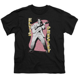 Youth: Elvis-Pink Rock T-shirts