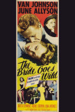 The Bride Goes Wild Posters