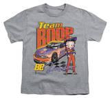Youth: Betty Boop-Team Boop Shirt