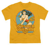 Youth: DC-Wonder Woman T-shirts
