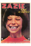 Zazie dans le Metro - Foreign Style Posters